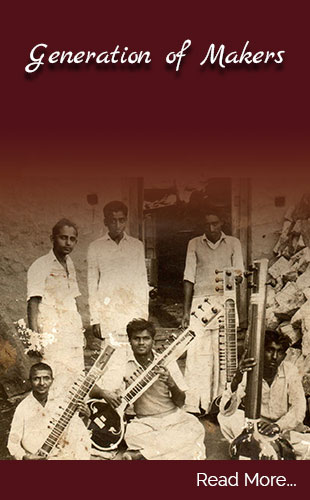 About K S Sitarmaker and our history of Sitar making | K S Sitarmaker, Miraj