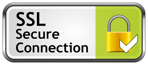 Connection is Encrypted and Secured by SSL Certificate
